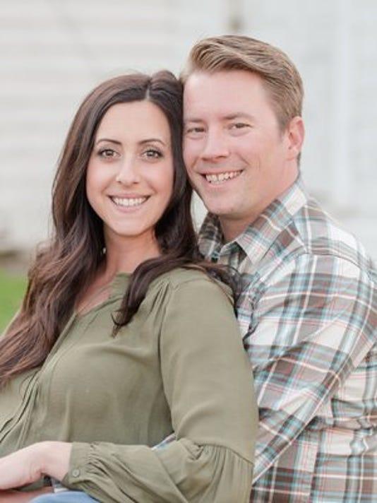 Engagements: Marissa Kuenzi & Jacob Rainey
