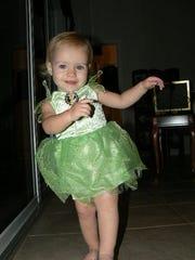 Payton McKinnon, 17 months, died March 8, 2010, after