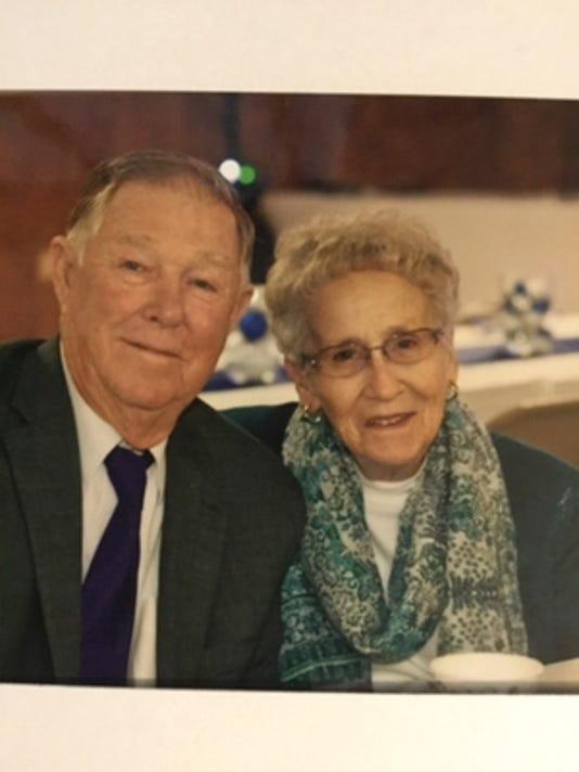 Anniversaries: Kenneth Plucker & Josephine Plucker
