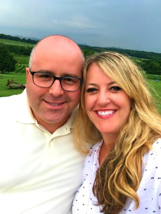 Engagements: Betsy Brasher & Eric Melby