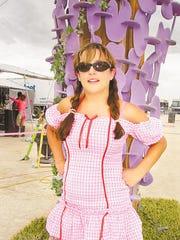 Siobhan McAndrew went to Burning Man 10 years ago.