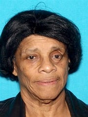 Armstrong, 76, was reported missing and may have gotten lost in the rain. She has a slight mental condition, the police department said.