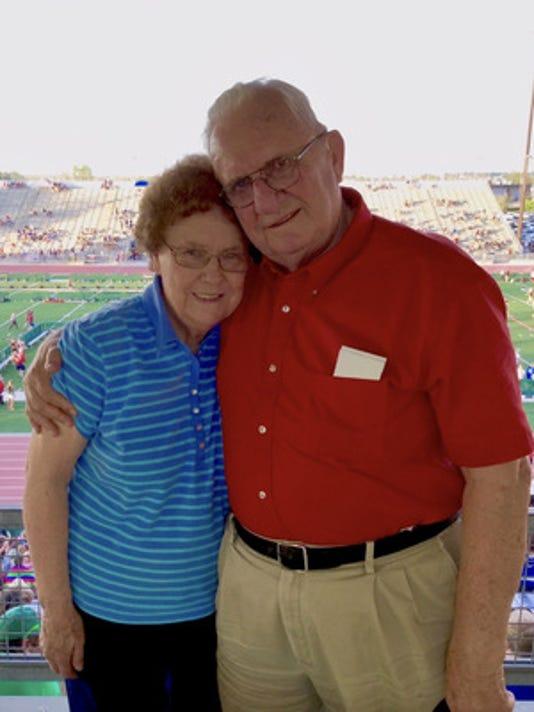 Anniversaries: Doug Uthe & Carol Uthe
