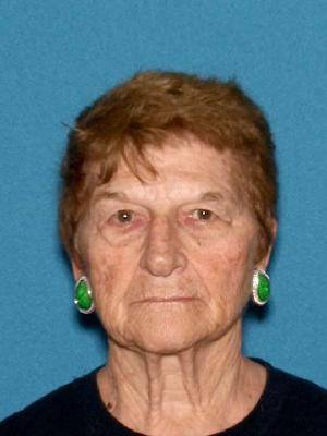 Toms River police said 79-year-old Martha Hesse was reported missing by her husband Oct. 5.