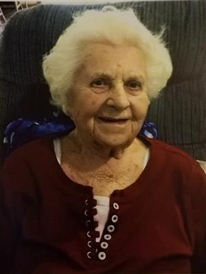 Krystyna Leniszewski, 91