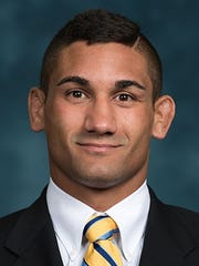 Michigan red shirt junior Alec Pantaleo (Canton) returns