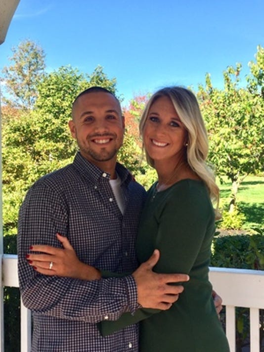Engagements: Lauren Ashman & David Angebranndt