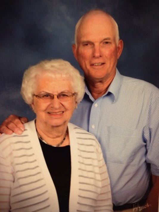 Anniversaries: Jerome Haak & Betty Haak