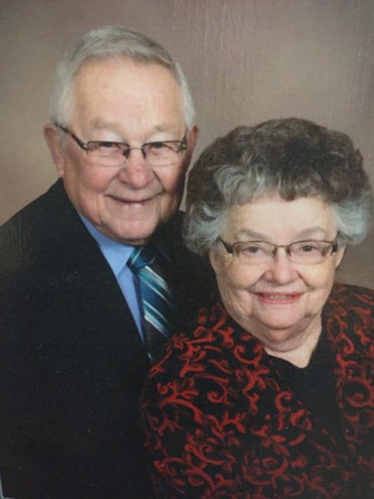 Anniversaries: Jack Munce & Lillian Munce