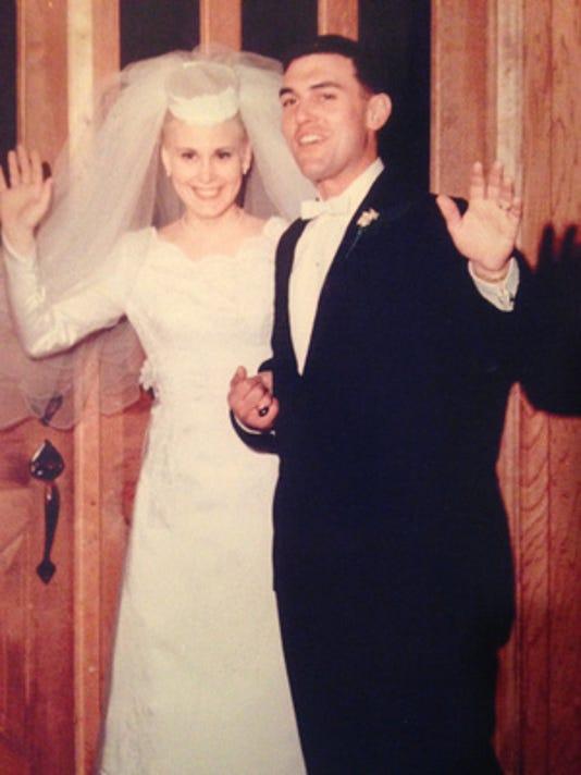 Anniversaries: Frederick Rast & Michele Rast