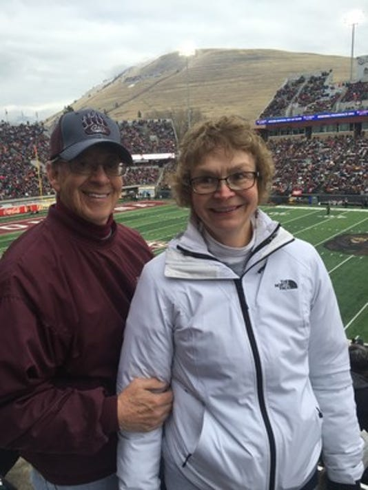 Anniversaries: Dale Schwanke & Judy Schwanke
