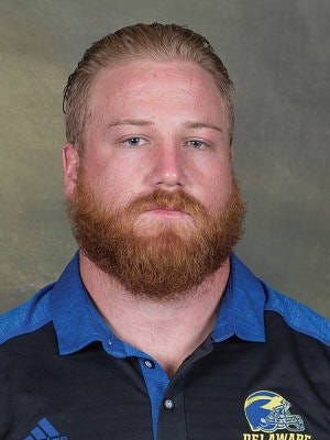 West York graduate Brody Kern was named to the All-CAA first team for the University of Delaware football team.