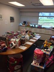 This year, CATA's Operation Santa Program will fill