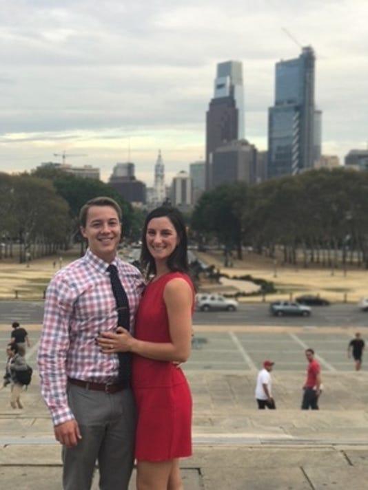 Engagements: Rebecca Boova & Andrew Turner
