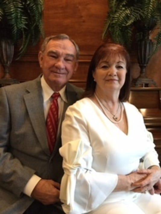 Weddings: George Smith & Melinda Smith