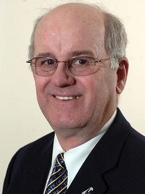 """State Rep. William """"Bobby"""" Outten, R-Harrington, announced he will not seek re-election to an eighth term."""