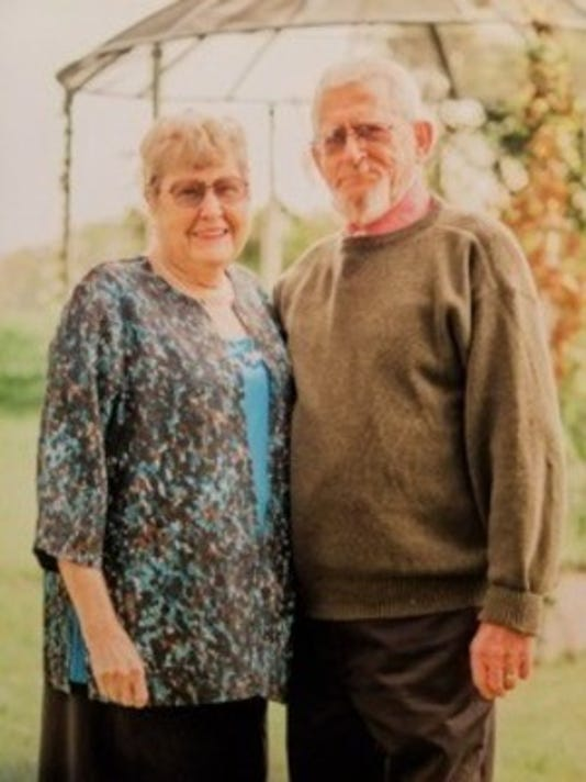 Anniversaries: Jane Vogel & Fritz Vogel