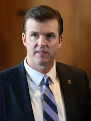 Somerset County Prosecutor Michael Robertson