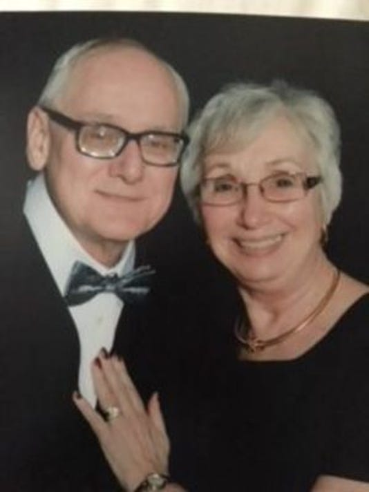 Anniversaries: John Vaught & Diane Vaught