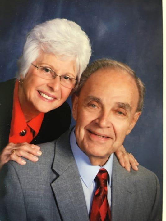Anniversaries: Donna Day & Bradley Day