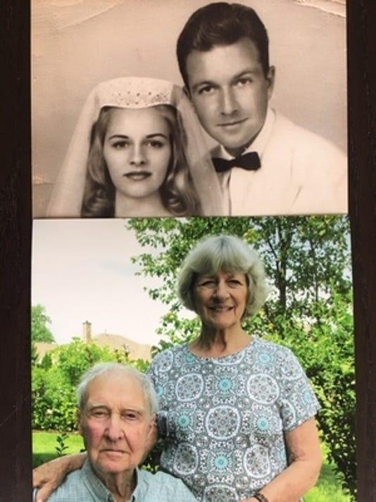 Anniversaries: Dolly Cridland & Gordon Cridland