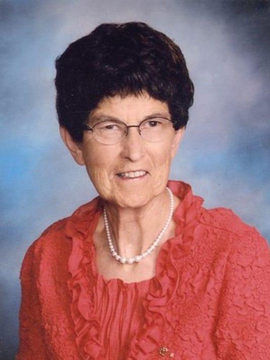 Birthdays: Delores Kluckman