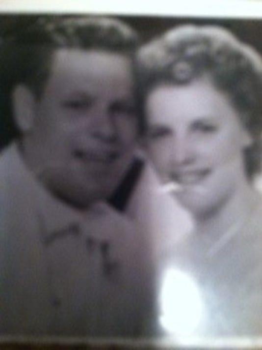 Anniversaries: Raymond Mount & Arlene Mount
