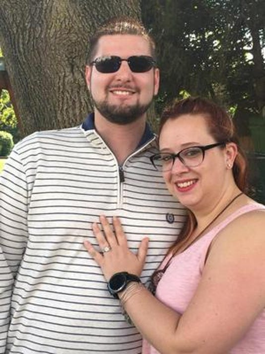 Engagements: Jennifer McFarland & Shawn Griffey