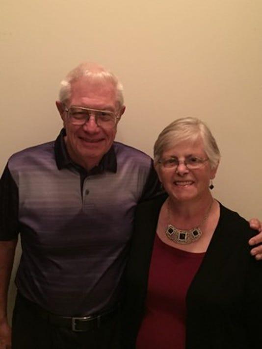 Anniversaries: Robert Prue & Nancy Prue
