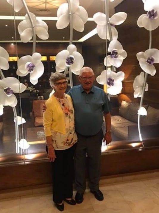 Anniversaries: Janet VonEschen & Chuck VonEschen