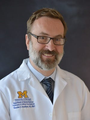 Dr. Theodore J. Iwashyna, director of health services research and associate professor of internal medicine, pulmonary and critical care medicine at the University of Michigan and research scientist at the VA Ann Arbor Healthcare System.