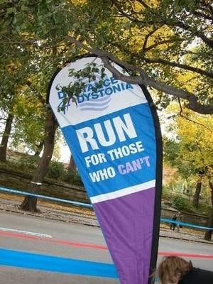 """""""Dystance 4 """"Dystonia"""" - Run for those who can't"""