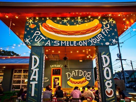Dat Dog has seen explosive popularity since opening