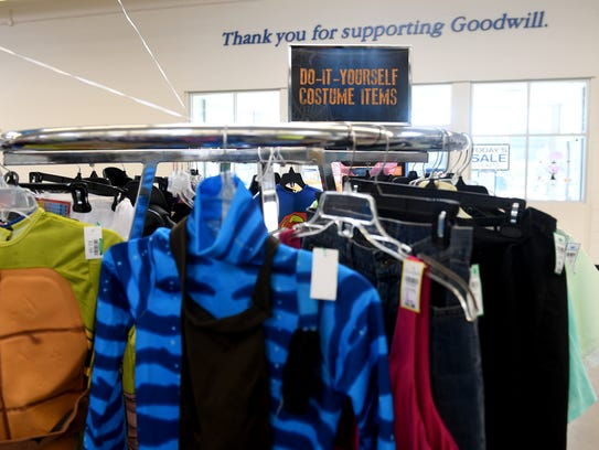 "Goodwill is offering its customers ""Do-It-Yourself"""
