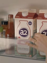 a2 Milk® offers milk that is easier on digestion.