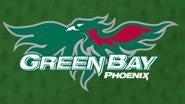 UW-Green Bay Phoenix logo