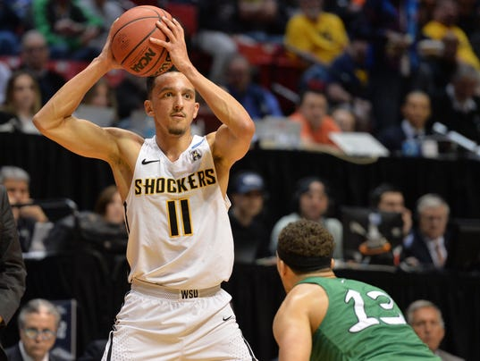 NCAA Basketball: NCAA Tournament-First Round-Marshall vs Wichita State