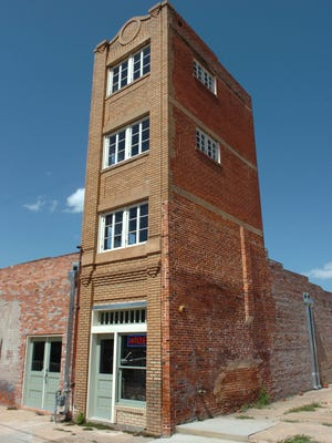The Littlest Skyscraper is a historic building in downtown Wichita Falls and is located at the corner of Seventh and La Salle streets. The Newby-McMahon Building, as it was called when it was built in the early 1900s, was reportedly part of a fraudulent investment scheme.