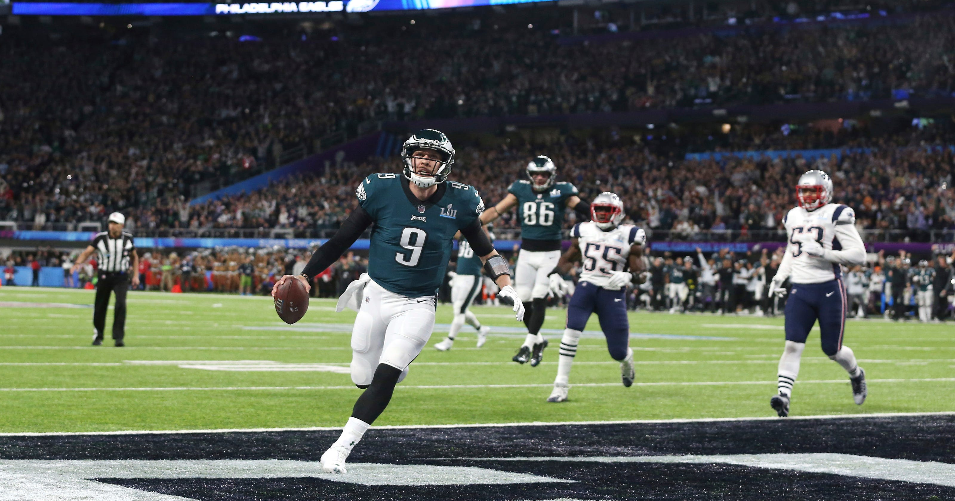 43a76e52c Super Bowl champion Eagles file for trademark of  Philly Special  phrase