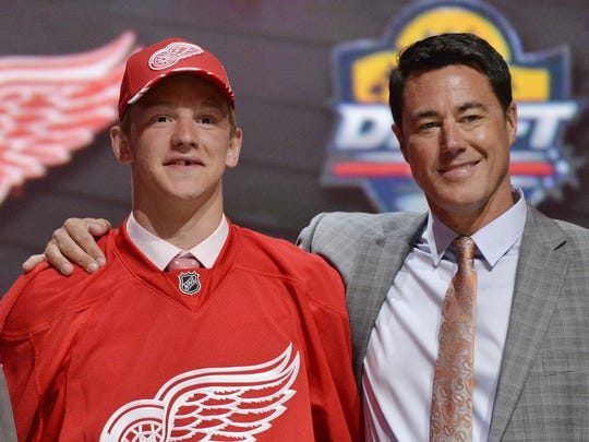 The Detroit Red Wings still don't know what they have in Evgeny Svechnikov, who they drafted at 19th overall in 2015.