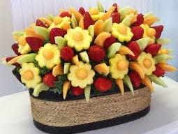 Festive fruit arrangements for any celebration!
