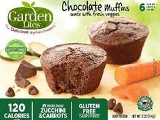 Garden Lites Chocolate Muffins.