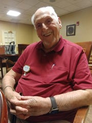 Neville Shevloff, of Cape Coral, was living in Manchester, England, as World War II began