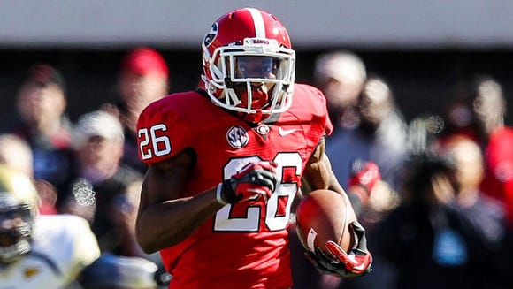 Malcolm Mitchell believes Georgia has the ability to