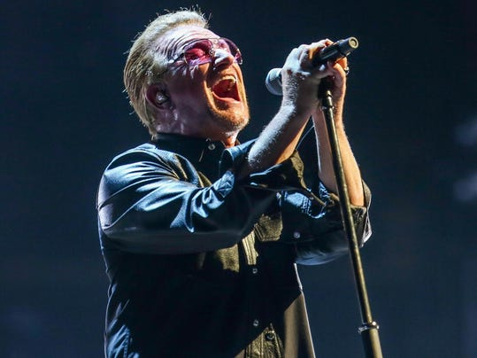 ]Bono, U2