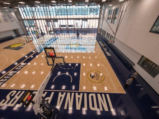 Want to be treated like a Pacer? Head to St V's new Downtown