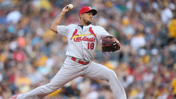 Carlos Martinez recently signed a five-year, $51 million