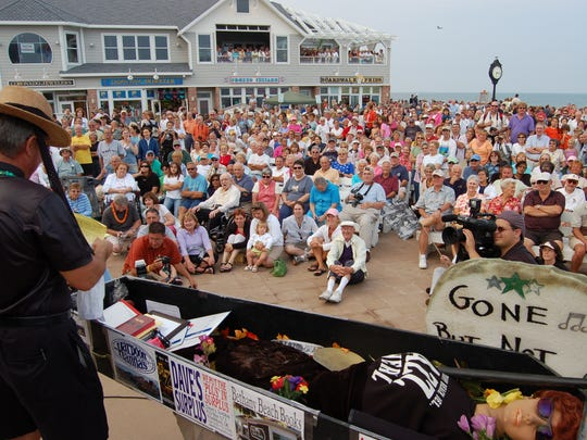 Bethany Beach will lay Summer 2016 to rest on Monday at 5:30 p.m. with the 31st annual Bethany Beach Jazz Funeral.