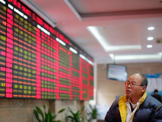 AP China World Markets