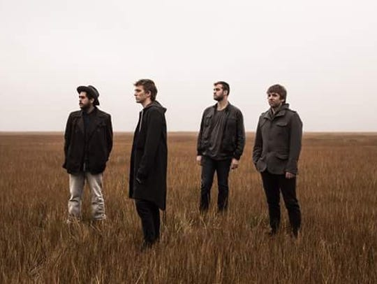 New Jersey indie-rock quartet Wyland will perform at